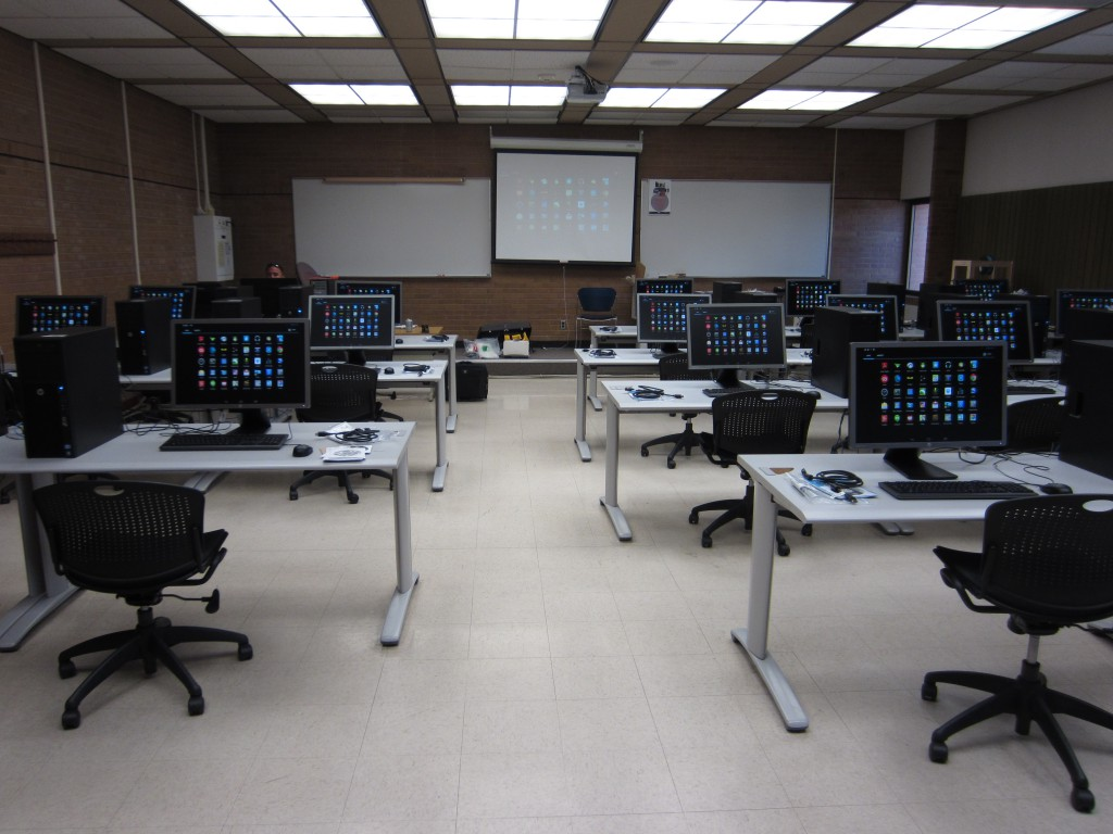 LINK Systems at Salt Lake Community College